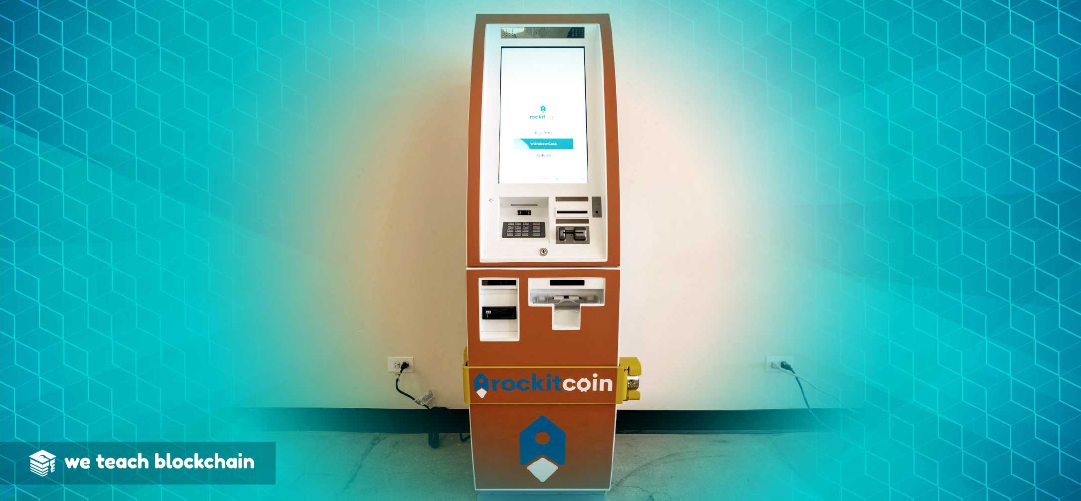 How to buy bitcoin at a Cryptocurrency ATM